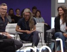 Medvirker i programmet 'Salon K's Den spornoseksuelle mand på DR K