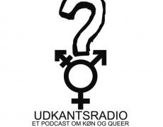 Cecilie deltager i Udkantsradio hos Mads Ananda Lodahl