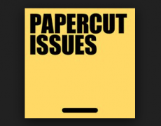 Papercut Issues #Fiasko