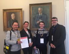 Lancering af ny nordisk rapport om køn i uddannelse