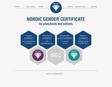 Udviklingsprojekt – Kønscertifikat til daginstitutioner og skoler