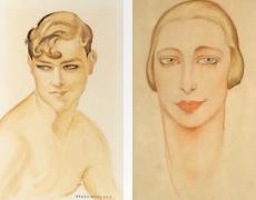 Gerda Wegner (1885-1940)