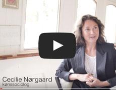 Cecilie er interviewet til Keno/Danske spils kampagne 'Millionforhøret'