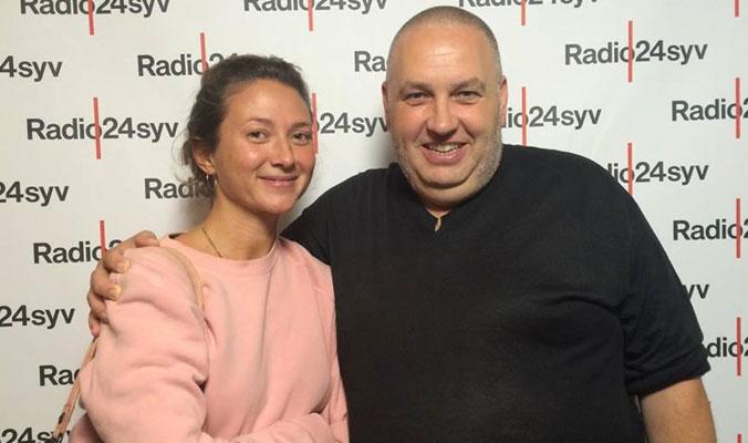 Radio24syvs program Croque Monsieur har på søndag kl.8-9 Cecilie i studiet