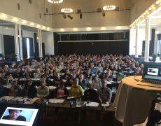 Cecilie holdt foredrag til National konference 'Køn, seksualitet og mangfoldighed'