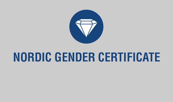 Kønscertifikat til daginstitutioner og skoler