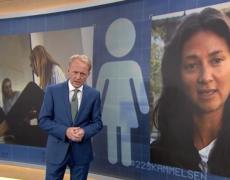 TV2 Nyhederne: Interview om flydende køn i det moderne samfund
