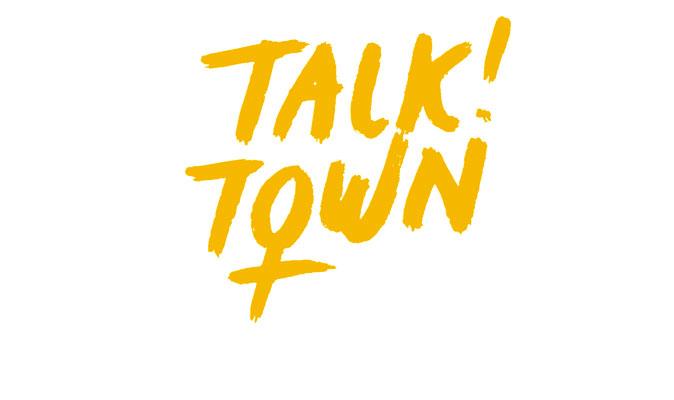 Vi har 3 events på festivalen Talk Town 2017–kom kom!
