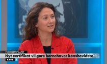 'Potentialer er ukønnede' Cecilie i DR2 Dagen