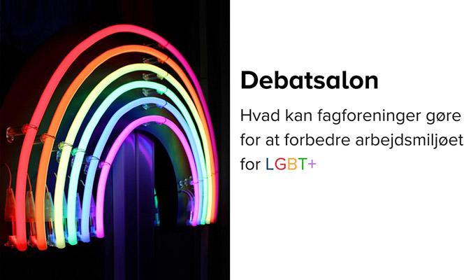 I anledningen af PRIDE huser Dansk Magisterforening debatsalonen 'Hvordan forbedrer vi arbejdsmiljøet for LGBT+?' Cecilie er moderator til debatten