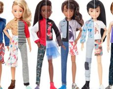 Kommentar til Mattels lancering af ny 'gender inclusive' Barbie