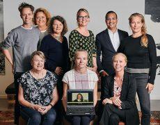 Cecilie er med i PlanBørnefondens jury for Pigeprisen2019