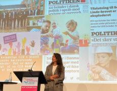 Cecilies key note til BUPL kongres 2020: 'Bliver ligestilling skabt i barndommen?'