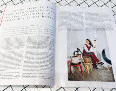 Cecilie er interviewet om Sexime anno 2020 i Eurowoman (Jan 2021)