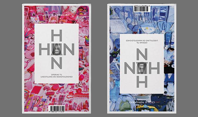 NY BOG! 25. maj udkommer 'HAN HUN HEN – opdrag til ligestilling og mangfoldighed'