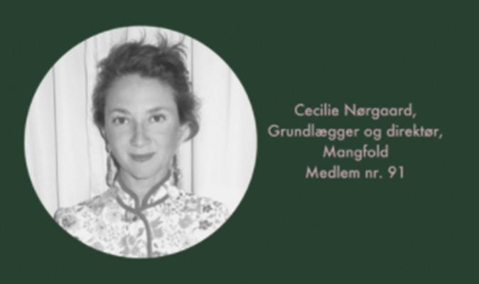 Cecilie er blevet medlem af Akademiet for Social Innovation