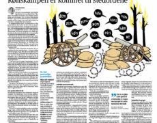 Cecilier er interviewet til Kristeligt Dagblad 'Kønskampen er kommet til stedordene'